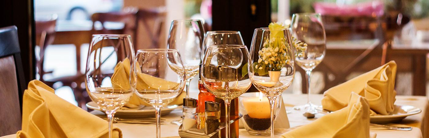 Die Berater im Gastgewerbe beraten Restaurants
